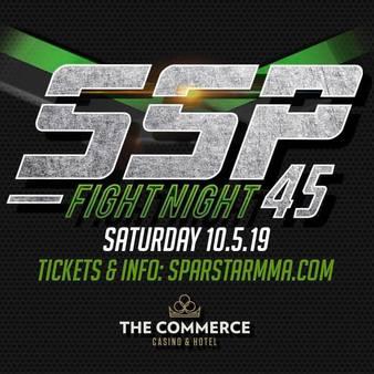 SSP Fight Night 45