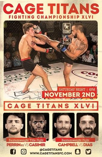 Cage Titans 46