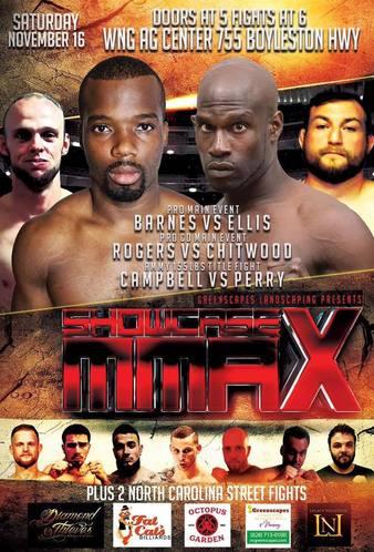 Showcase MMA 10