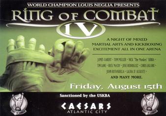 Ring of Combat 4