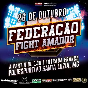 Federação Fight Amador