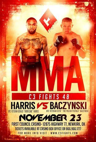 C3 Fights 48