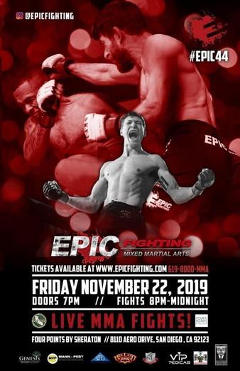 Epic Fighting 44