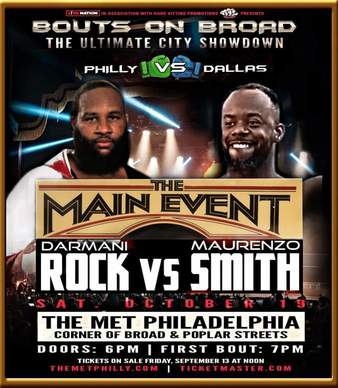 Rock vs. Smith