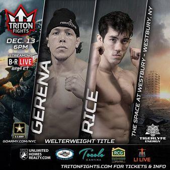 Triton Fights 16