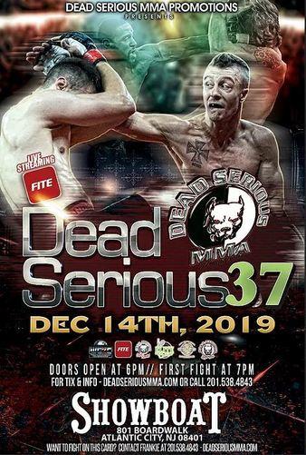 Dead Serious 37