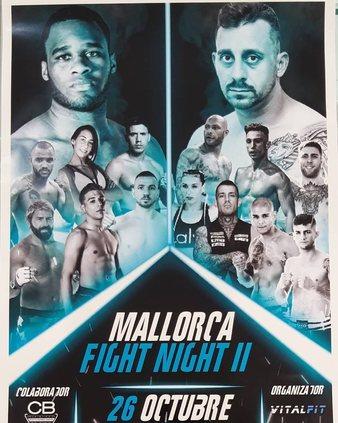 Mallorca Fight Night II