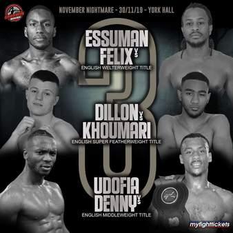 Dillon vs. Khoumari