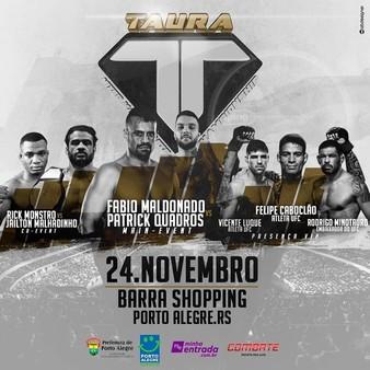 Taura MMA 8