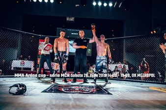 RP Security MMAA Arena Cup 55
