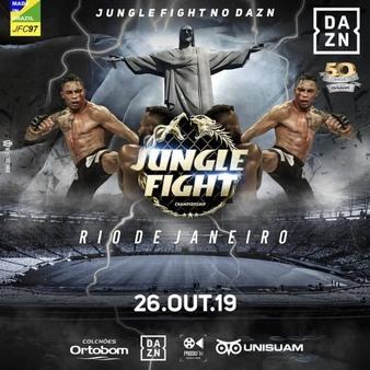 Resultado de imagem para jungle fight 97