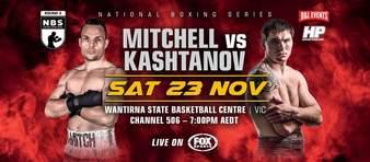 Mitchell vs. Kashtanov