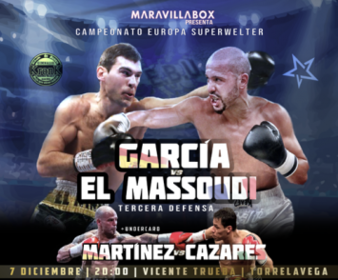 Garcia vs. El Massoudi
