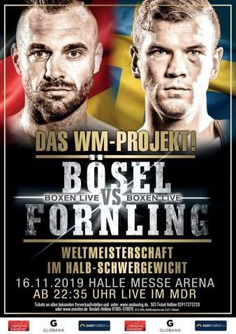 Erik Pfeifer Vs Adnan Redzovic Boesel Vs Fornling Boxing Bout Tapology