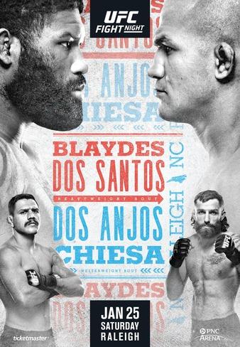 UFC on ESPN+ 24