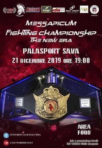Messapicum Fighting Championship 2