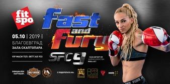 Spartacus Fighting Championship 9