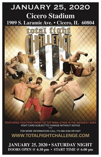 Total Fight Challenge