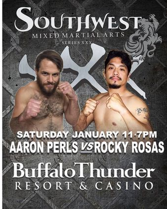 Southwest MMA Series 30