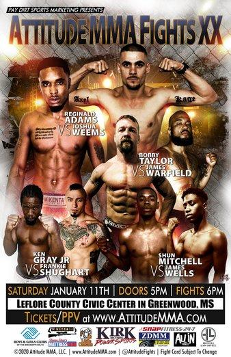 Attitude MMA Fights 20