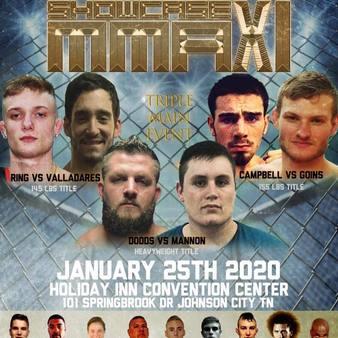Showcase MMA 11