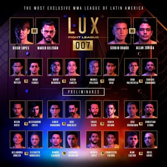 Lux Fight League 7