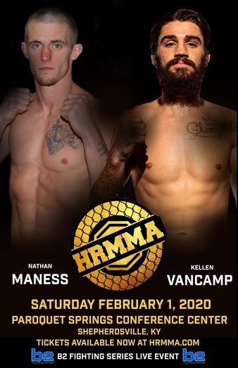 HR MMA 114