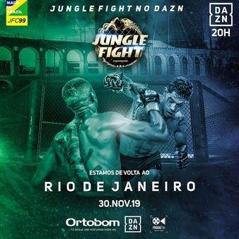 Jungle Fight 99