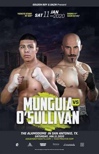 Munguia vs. O'Sullivan