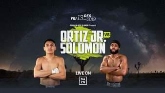 Ortiz Jr. Vs. Solomon