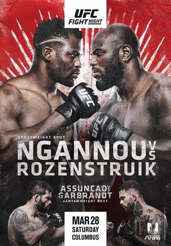 UFC on ESPN 8