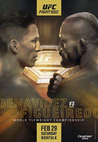 UFC on ESPN+ 27
