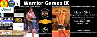Warrior Games 9