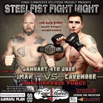 Steelfist Fight Night 72