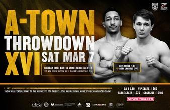A-Town Throwdown 16