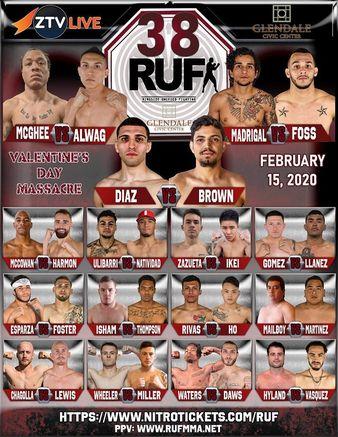 RUF MMA 38