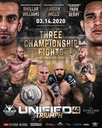 Unified MMA 40