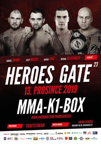 Heroes Gate 23