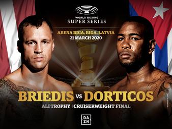 Briedis vs. Dorticos (Cancelled)