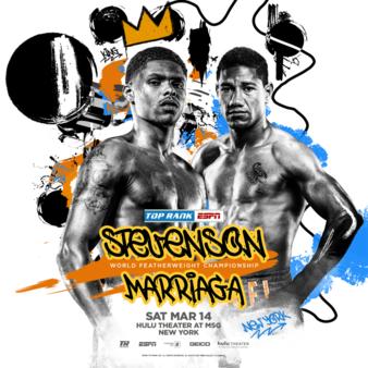 Stevenson vs. Marriaga