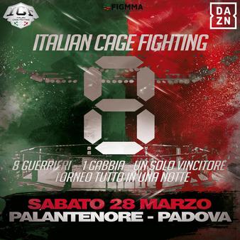 Italian Cage Fighting 8