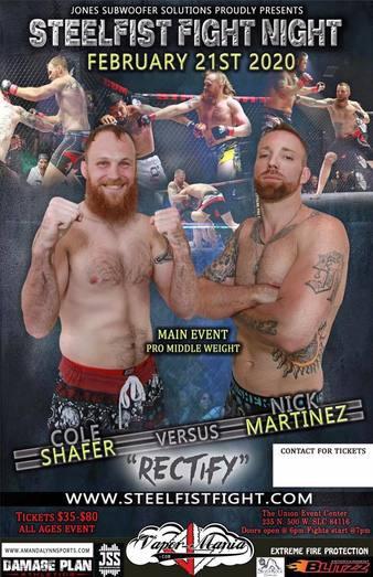 Steelfist Fight Night 73