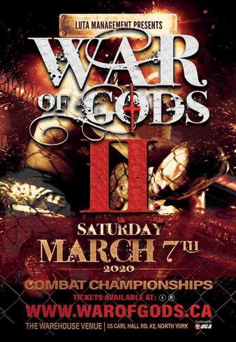 War of Gods 2