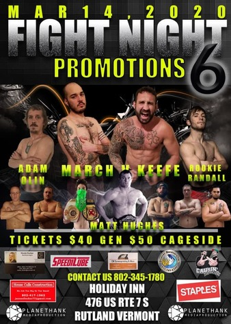Fight Night Promotions 6