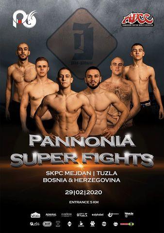 Pannonia Super Fights