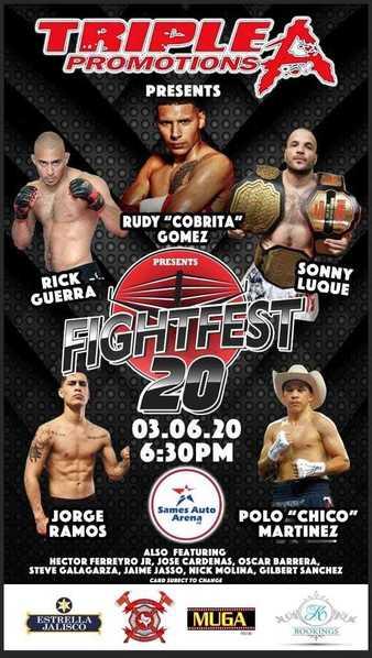 Fight Fest 20