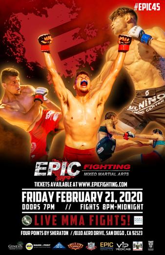 Epic Fighting 45