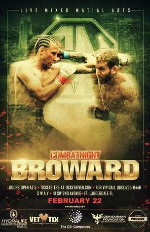 Combat Night 117