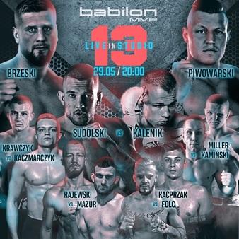 Babilon MMA 13