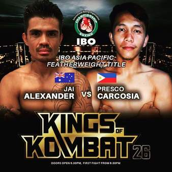 Alexander vs. Carcosia